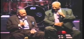 B. B. King and Bobby Blue Bland