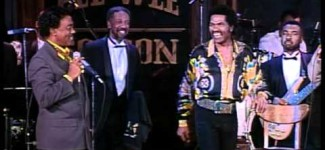 Medley – Bobby 'Blue' Bland, Bobby Rush, Johnnie Taylor