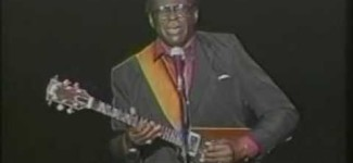 Albert King  – The Sky Is Crying Live Japan 89