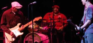 Buddy Guy – Opening Night Experience Hendrix Tour 2012