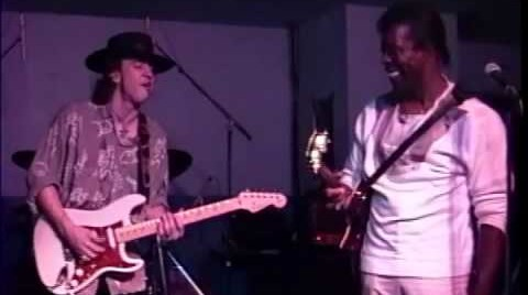 Buddy Guy and Stevie Ray Vaughan – Champagne and Reefer