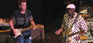 Buddy Guy feat. Quinn Sullivan 'Strange Brew' – 'Voodoo Child' – 'Sunshine of Your Love'