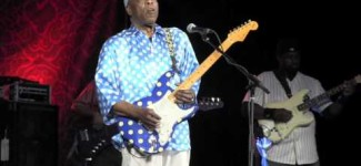 "BUDDY GUY ""Born To Play Guitar"" Big Blues Bender 2015"