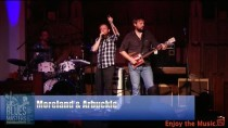 Blues Masters at the Crossroads 2014 Concert: Moreland & Arbuckle