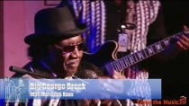 Blues Masters at the Crossroads 2014 Concert: Big George Brock With Marquise Knox