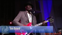 Blues Masters at the Crossroads 2014 Concert: Joe Beard & Lazy Lester With Marquise Knox